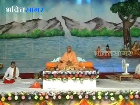 Shreemad Bhagwat Katha By Swami Avdeshanand ji in November, 2014 at Chitrakoot