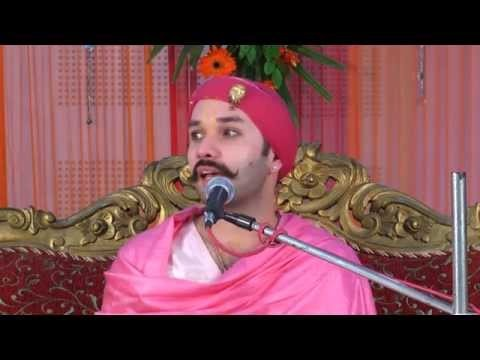 Bhaktmal Katha (Meera Charitra ) By Hita Ambrish Ji at Gurgaon in Feburary 2015