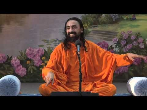 How to attain Para Bhakti (Divine ) by Swami Mukundanand in June 2012