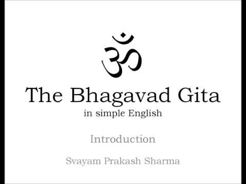 Bhagwad Gita in English [ Complete + Simple]