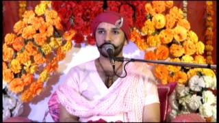 Navdha Bhakti Katha By Shree Hita Ambrish Ji in Santan Dhram Mandir, G Block Narayana Vihar, New Delhi.