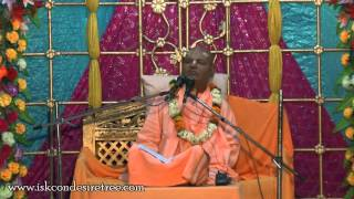 Bhagavat Katha in Hindi by HH Radha Govinda Goswami in Haridwar May 2015
