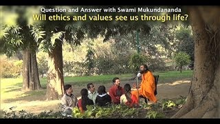 Question and Answer with Swami Mukundananda