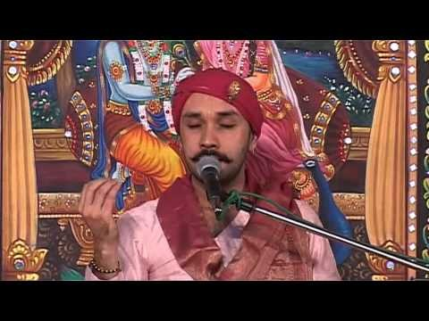 Shri Hit Vrindavan Bhav Utsav ( Van Viharotsav ) By  by Shree Hita Ambrish ji at Hisar in November 2013