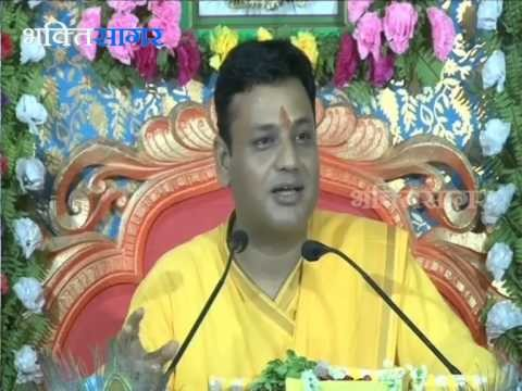 Shreemad Bhagwat Katha by Shri Radhapriya ji Maharaj In July,2015 At Kolkata